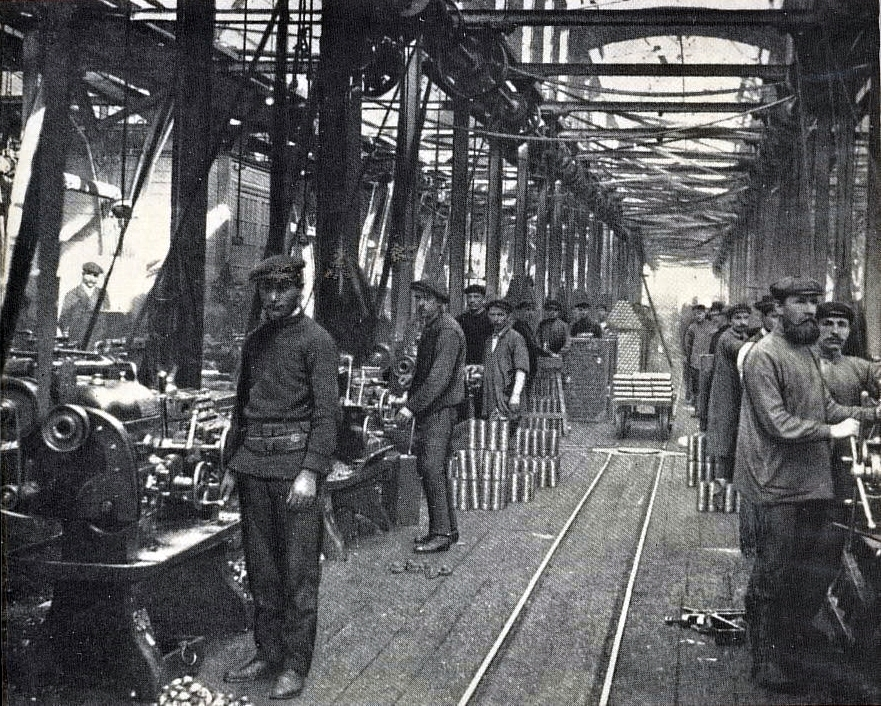 russianindustrialization