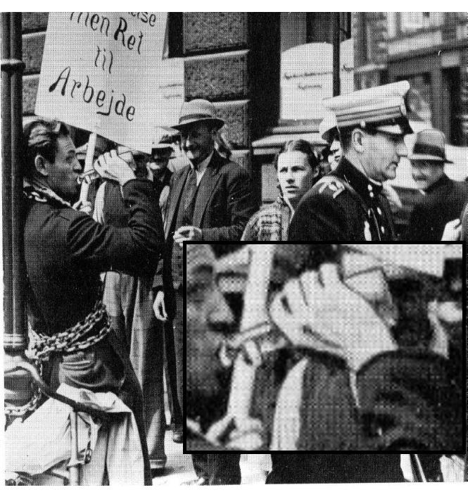 Klapjagten på de arbejdsløse i 30erne