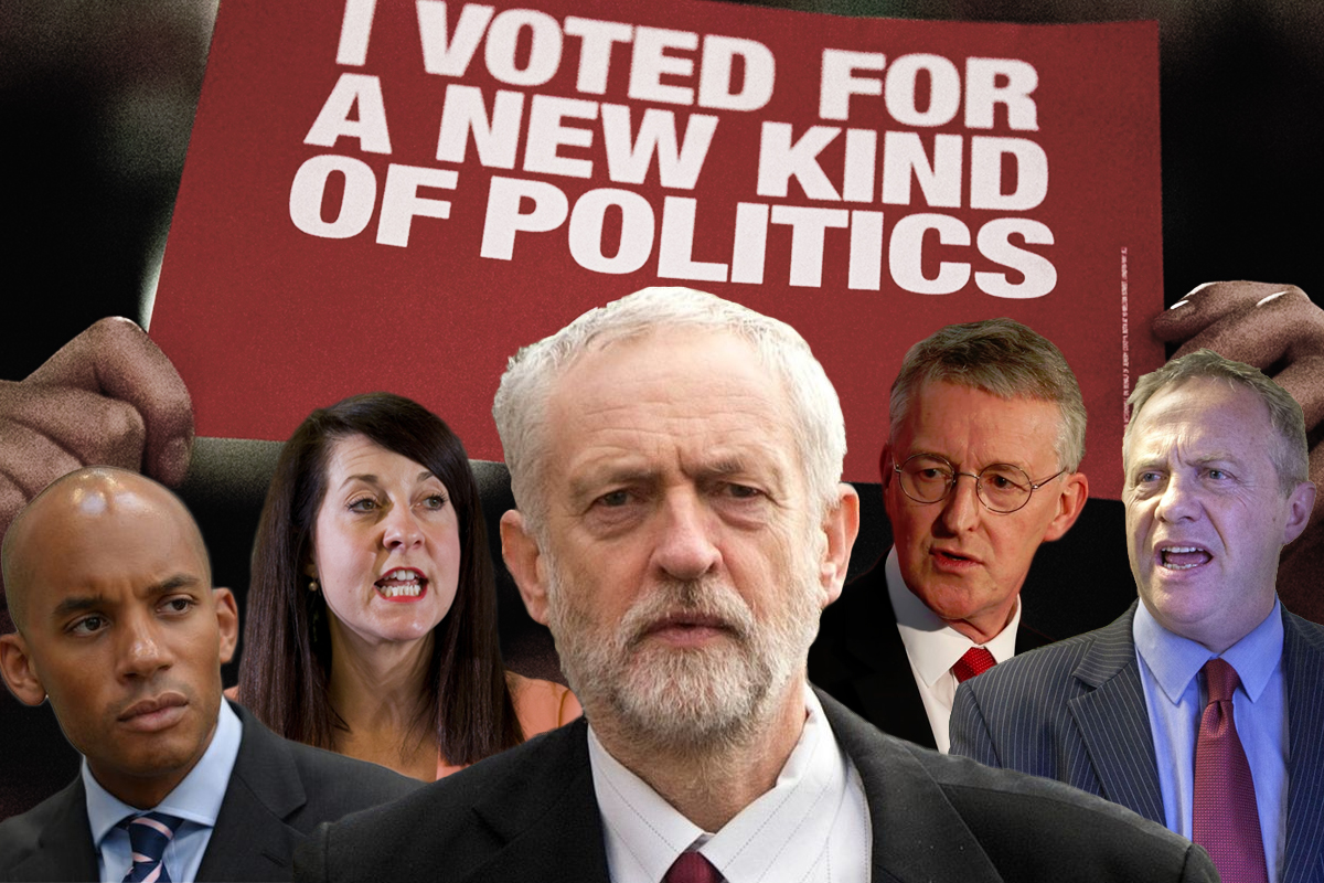 Corbyn and Blairites Socialist Appeal UK