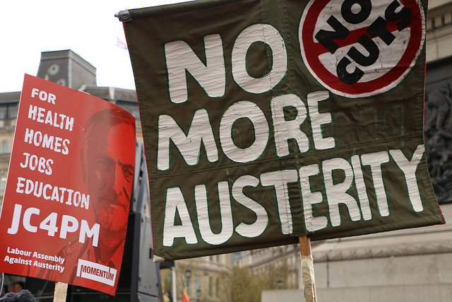 no more austerity credit socialist appeal