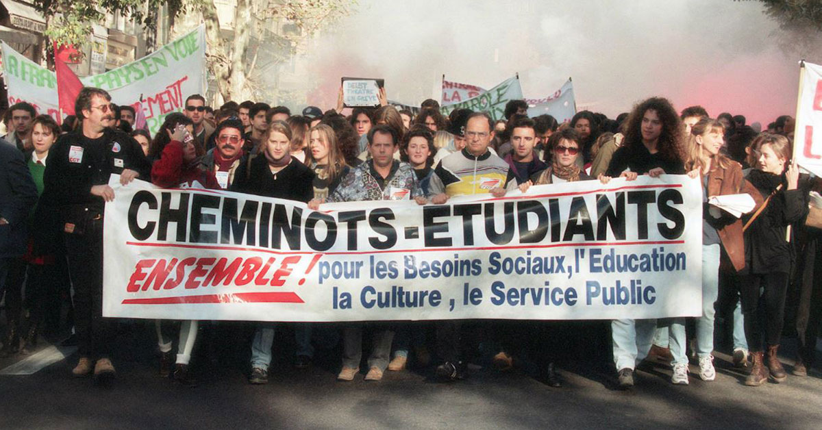 Cheminots Etudiants