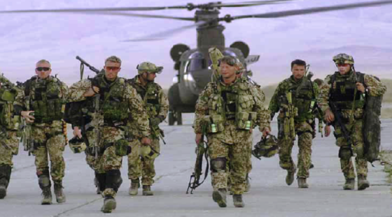 Task Group Ferret Afghanistan