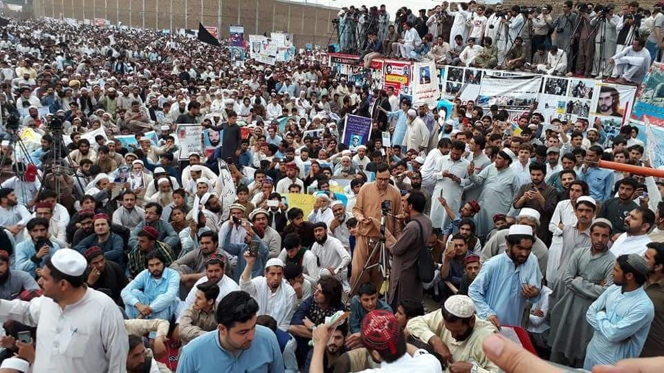 The Pashtun Tahafuz (protection) Movement (PTM) – a threat