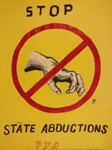stop state abductions