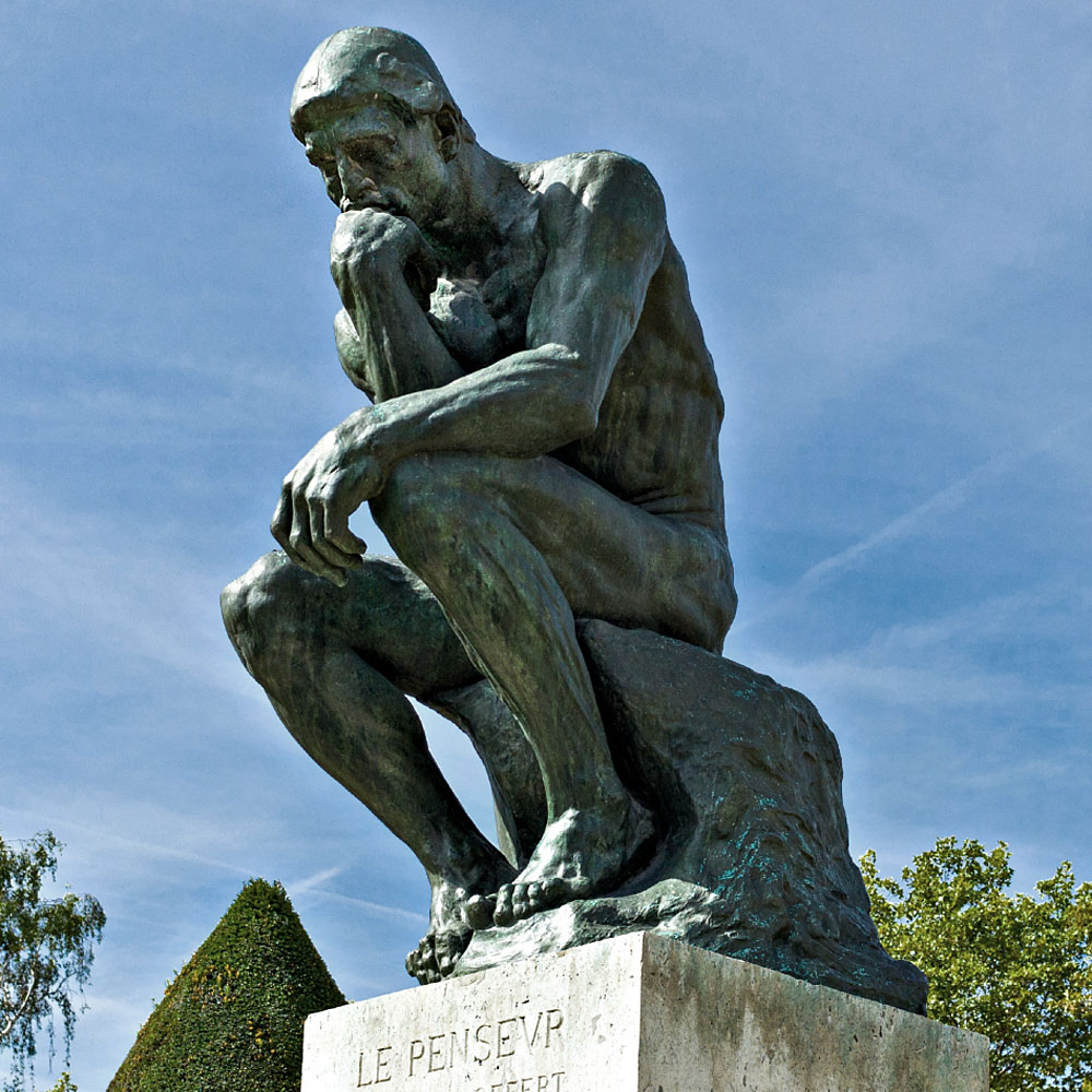Rodin The Thinker Paris