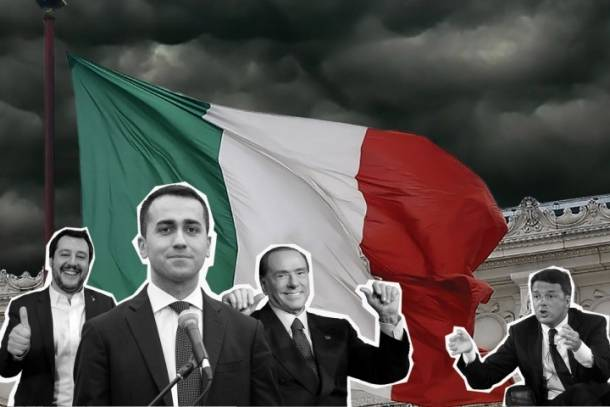 Italiy Election Socialist Appel